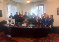Külföldi Joghhalgatók a Debreceni Ítélőtáblán
